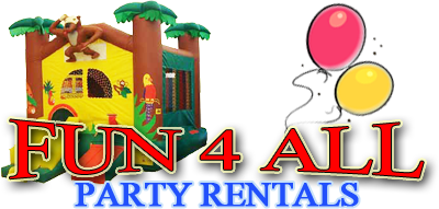 Fun 4 All Logo contact us