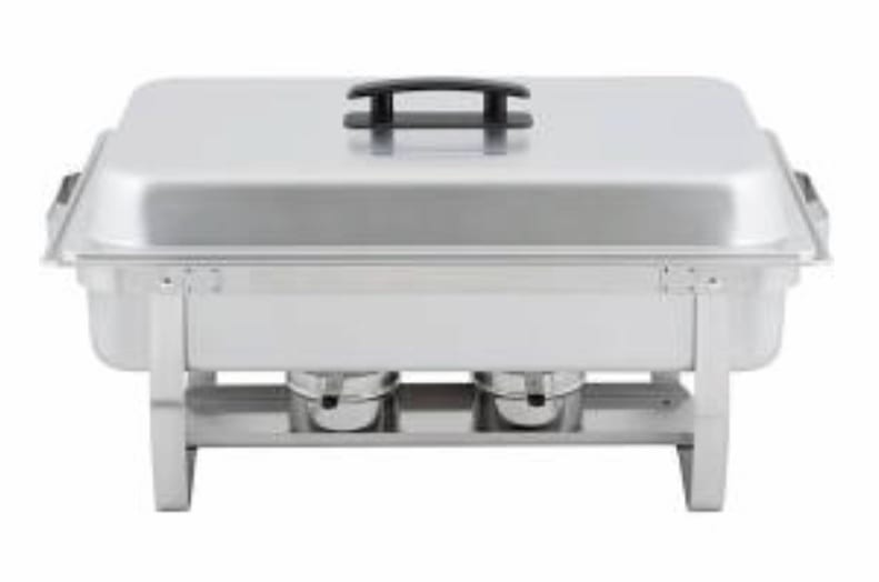 chafing dish rental for parties