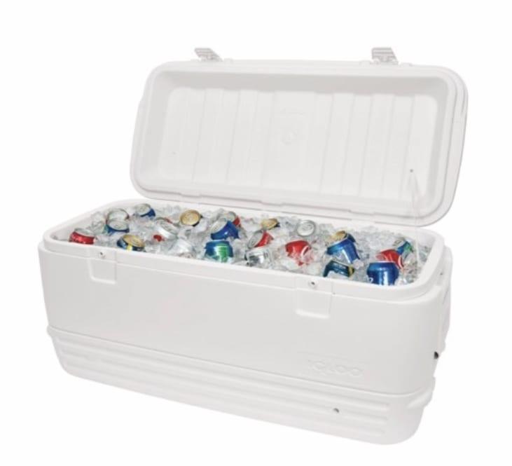 Cooler rental