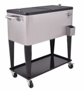 Stainless Steel Cooler rental