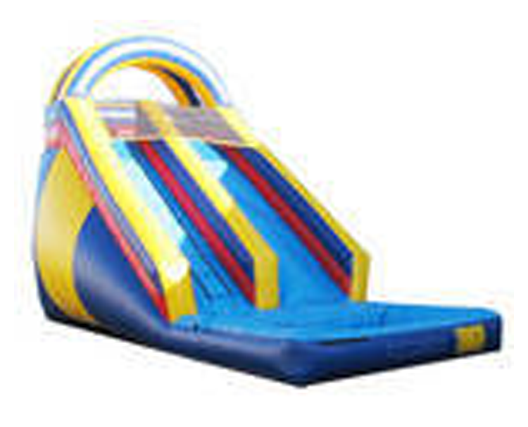 water slide rental for kid party in pearland tx