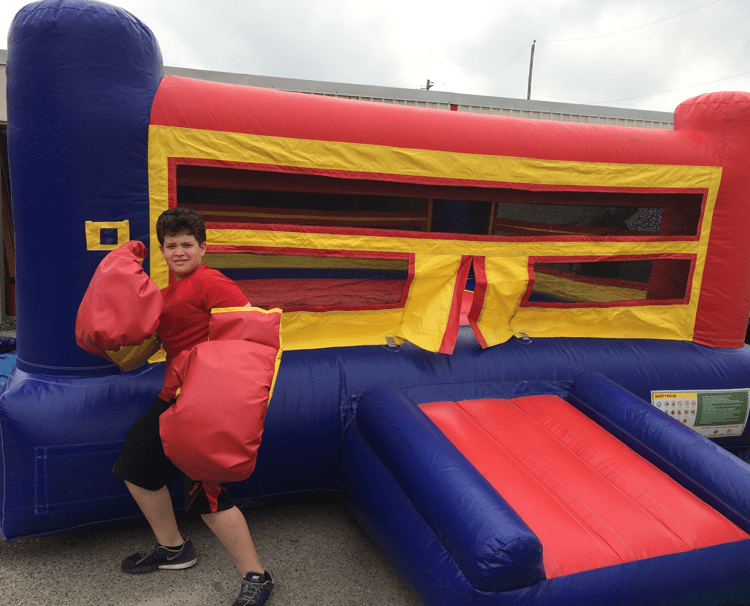 boxing ring for school carnival events