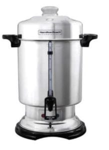 coffee urn rental for events and parties