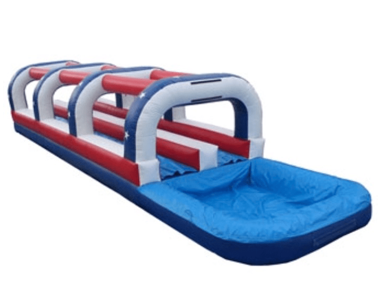 slip and slide, double Lane Water Slide rental in Manvel