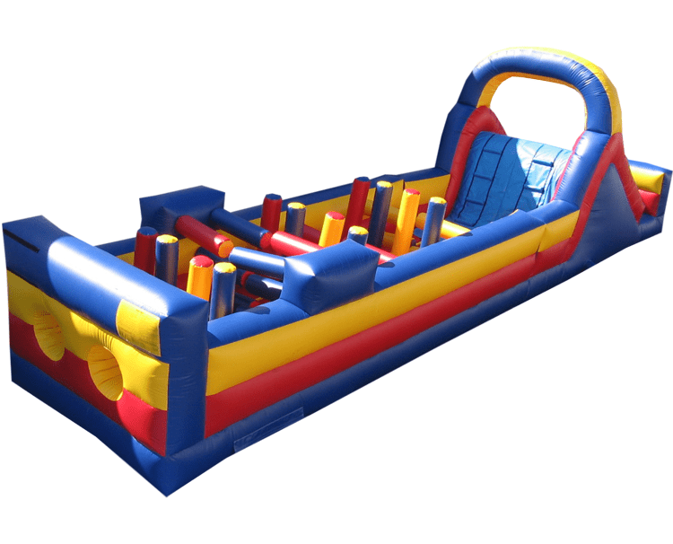 Obstacle Course interactive game rental