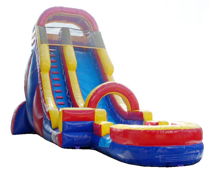 Screamer Splash Water Slide to rent in Manvel